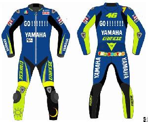 Motorcycle Leather Racing Suit, Custom Made Motorbike Suit
