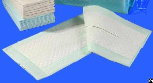 demo medical fda approved disposable linen savers underpad