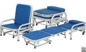 Demo Medical Hospital Folding Accompany Chair