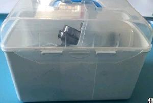 Demo Medical Portable Ambulance First Aid Kit Sebs Resuscitator