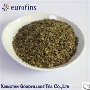 loose green tea fannings instant bag