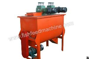 Fish Feed Mixer Ams-250 For Fish Feed Production Plant