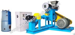 Wet Type Fish Feed Machine Ams-dsp60 With 0.18-0.20t / H Production
