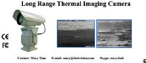 6.6km Middle Range Infrared Thermal Imaging Camera