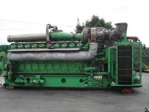 Jenbacher 620 Power Plant 1999