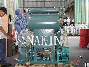 Sigle-stage Zy-300 Vacuum Transformer Oil Filter Machine