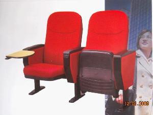 Public Auditorium Cinema Theater Chair, Hall Seat, Commercial Furniture