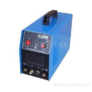 Mini Inverter Dc Tig / Mma Welder-ws-200, Ws-250