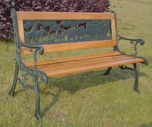 Outdoor Furniture Kid Park Bench