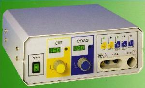 Monopolar And Bipolar Electrosurgical Unit