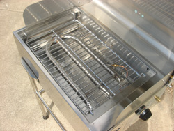 Removable Grill Grid, Folding Wire Grill Grid , Oven Warming And Cooling Grild