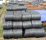 Hot Rolled Carbon Steel Wire Rod For Sale