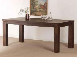 Mango Wood Dining Table, Wooden Furniture, Online Store