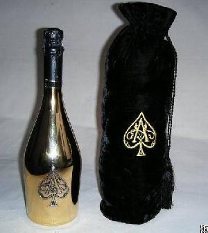 bottle bag wine cotton cover