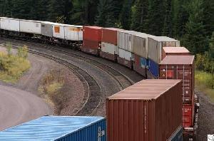 Train Railway Service Lcl Ex Shenzhen To Warsaw Transmit Time Around 20days