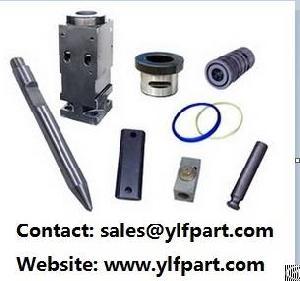 soosan sb81sb121 sb151 sb130 hydraulic breaker cylinder front head chisel cover seal kits