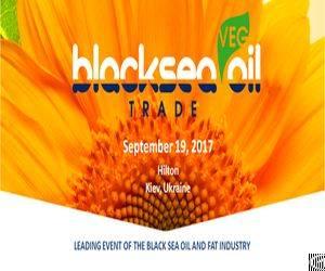 sea oil trade – 2017 ukrainian vegoil national