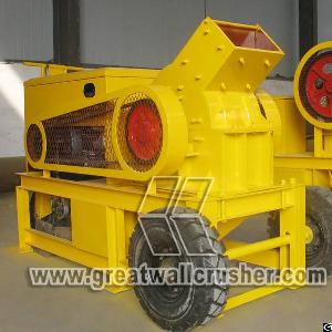 portable diesel engine crusher 8 10 tph quarry crushing plan south africa