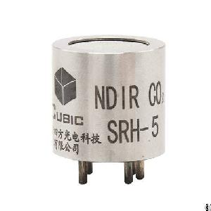 srh ndir carbon dioxide sensor miniature accuracy measuring