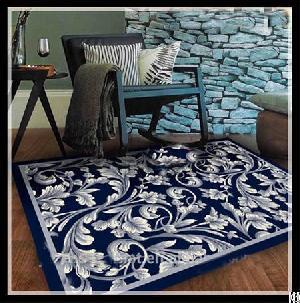 Custom Carving Living Room Dining Room Mats Carpets Runner Rug