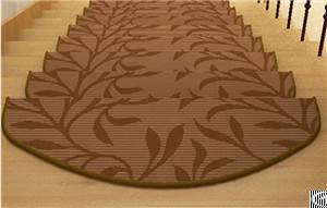 Non-slip Nylon Printed Stair Treads Mat Made In China , Good Quality, Competitive Price