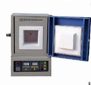 side open box furnace 1200c muffle