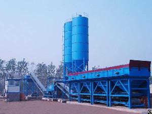 Wbz600 Stabilized Soil Batching Plant Good Stabillized Soil Batching Plant In Road Construction