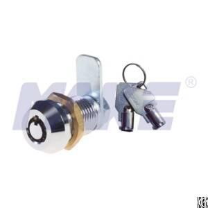 Zinc Alloy, Brass Small Box Cam Lock, Shiny Chrome