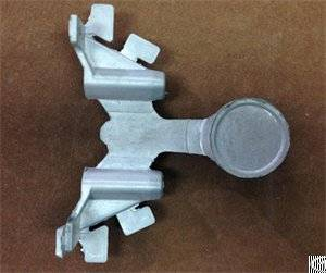 eco zinc alloy die casting handle stk z1107