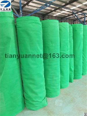 New Material Yellow Scaffolding Building Safety Net