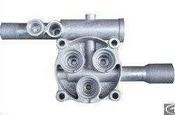 aluminum machinery precision die casting
