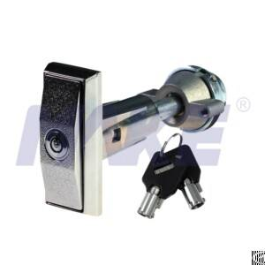 Vending Machine T-handle Lock, Zinc Alloy, Stainless Steel, Brass