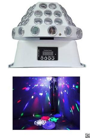 Dj Light, Led Effect, Disco Light, Led Crystal Magic Ball With Gobo Phh020