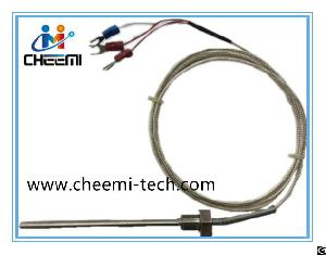 k thermocouple probe temperature sensor industrial