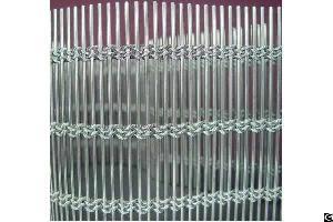 decorative mesh curtains panels