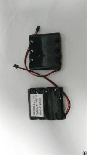 Perma Battery Pack 740012 Alkaline With Specific Connector For Electric Door Locks