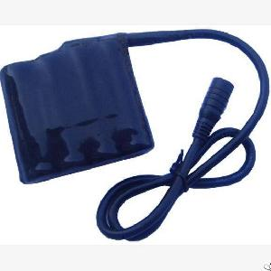 perma battery packs 18650 4s1p 14 8v waterproof packaging 2 1x5 5mm dc connector