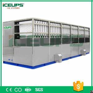 iceups edible cube ice machine 20t