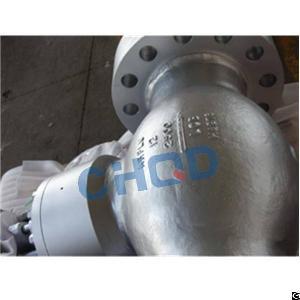 api stainless steel duplex bolted bonnet swing check valve