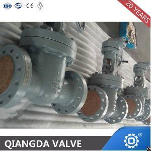 gate valves cast steel bolted bonnet 600 lb 6