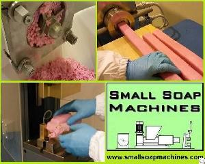 scale soap machines