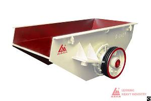 Zw Series Vibrating Feeder
