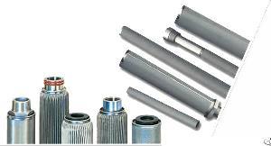 metal sintered powder filter cylinder