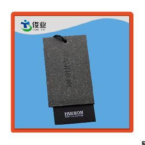 apparel hang tag paper