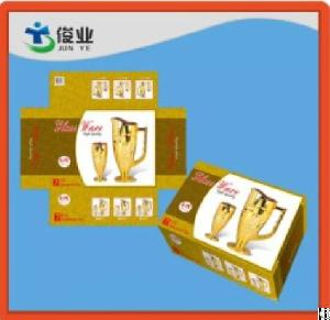 Full Color Printing Corrugated Paper Box Custom Packaging Corrugated Cardboard Box