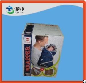 matte cardboard mailer box kraft mailing