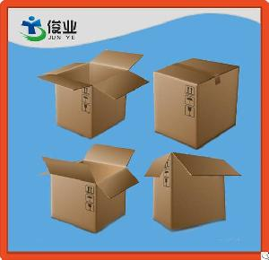 Recycled Corrugated Carton Box Factory