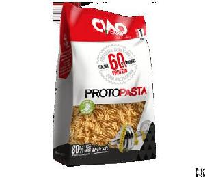 carb protein fusilli pasta