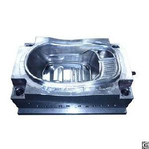 Plastic Injection Mold, German Steel, Mold-masters, Master Tip