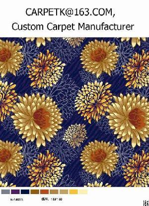 China Custom Wool Carpet China 80% Wool 20% Nylon Carpet Chinese Oriental Rugs Customize Oem Odm